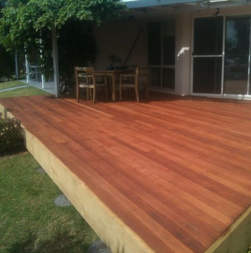 Decking | Product Range | Gippsland Treated Pine